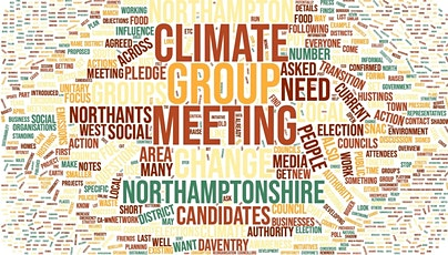 Climate Action - West Northamptonshire Monthly Meeting October 2021 tickets