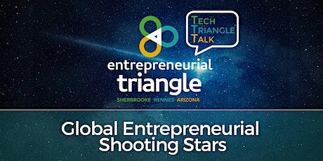 TTT -  Global Entrepreneurial Shooting Stars billets
