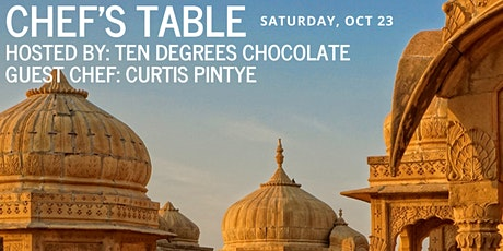 Chef's Table Featuring Chef Curtis Pintye tickets