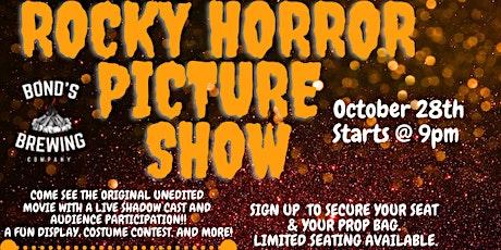Rocky Horror movie night tickets