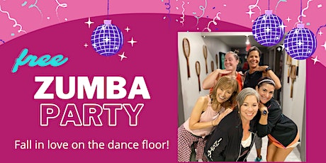 Free Zumba Party tickets