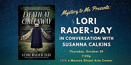 LIVE @ MSAC: Lori Rader-Day with Susanna Calkins tickets