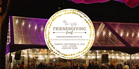 Friendsgiving Feast tickets