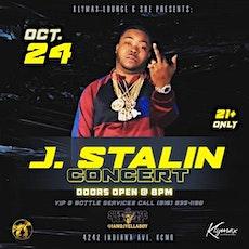 J. Stalin Concert tickets