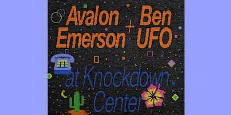 Avalon Emerson x Ben UFO tickets