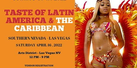Southern Nevada Taste of Latin America & The Caribbean tickets