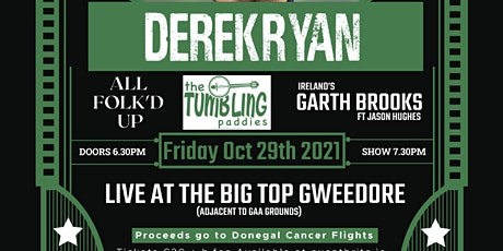 CHARITY DANCE, LIVE AT THE BIG TOP GWEEDORE, DONEGAL tickets