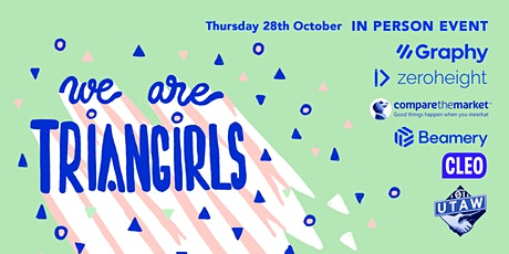 Triangirls Relaunched tickets