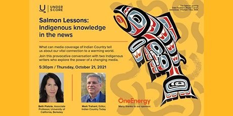 Salmon Lessons: Indigenous knowledge in the news tickets