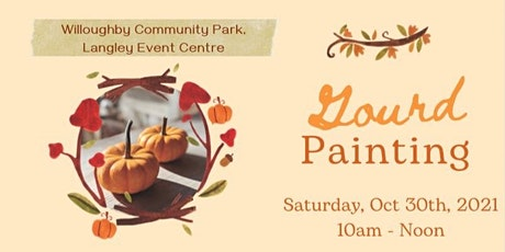 HI Neighbour! Willoughby Community Gourd Painting tickets