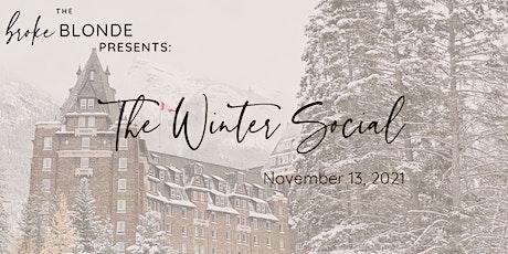 The Broke Blonde Winter Social tickets