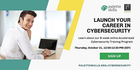 Launch Your Career in Cybersecurity tickets