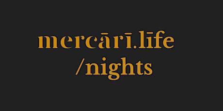 mercari.life/nights tickets