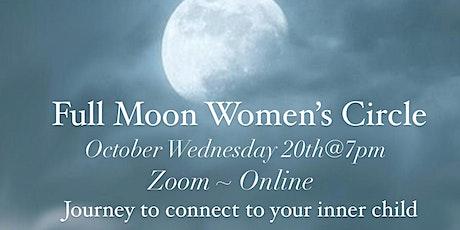 Aries Full Moon Women's Circle tickets