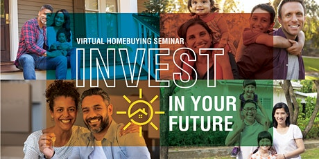 Virtual Homebuying Seminar: Invest in Your Future tickets