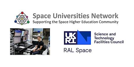 SUN Space Industry Webinar: Sam Tustain tickets