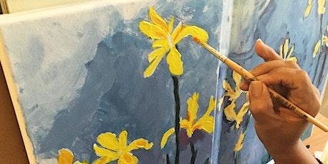 Learn to paint! I Lernen zu malen! 150€ = 12h / Stunden Tickets