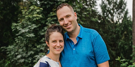 Lunch or Online Event with Josh & Loretta - A Journey of Faith and Business tickets