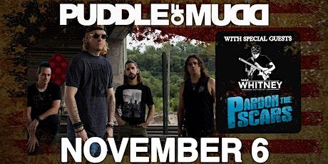 Puddle of Mudd | Destin, FL @ The Village Door Music Hall tickets