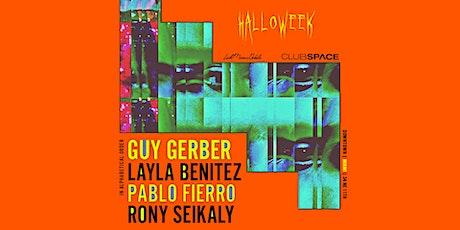 Guy Gerber, Pablo Fierro, & Rony Seikaly @ Club Space Miami tickets