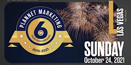 PlanNet  Marketing  Six-Year Anniversary & Super Sunday-Las Vegas tickets