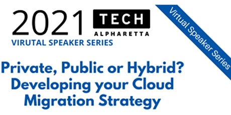 Private, Public or Hybrid? Developing your Cloud Migration Strategy entradas