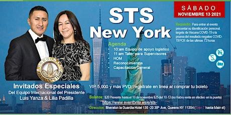 STS New York  Noviembre tickets
