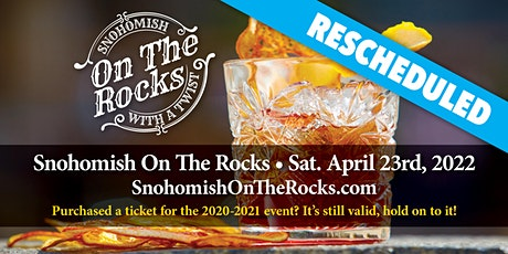 Snohomish On The Rocks Rescheduled to Spring 2022 tickets
