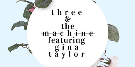LIVE MUSIC @ the Visalia Marriott's DT Lounge & Patio! with 3 & the Machine tickets