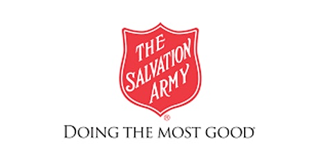 Packing boxes for the Salvation Army- Heartland Charter School tickets