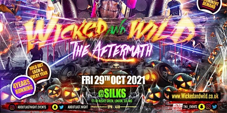 Wicked And Wild The Aftermath tickets