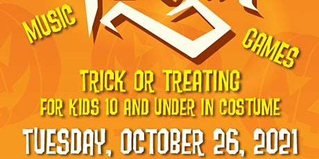 Trick or Treat Event at the Eddy Street Commons tickets