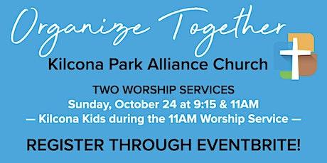 Kilcona Park Alliance Church  Worship Services tickets
