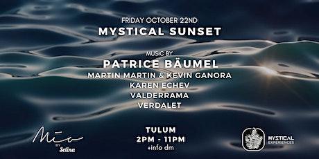Mystical Sunset with Patrice Bäumel tickets