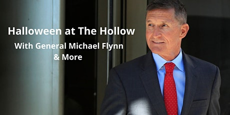 Halloween with General Michael Flynn tickets