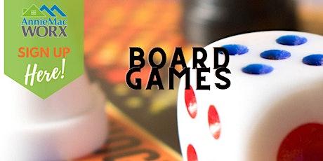 Board Games tickets