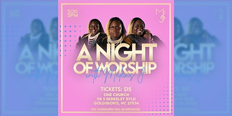 A Night of Worship With MalexisJ tickets