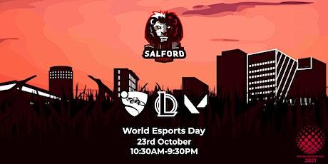 World Esports Day University Tournament tickets