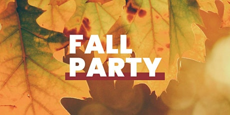Fall Party tickets