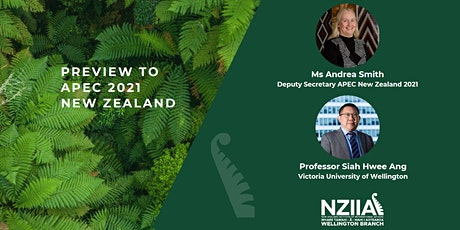 Preview to APEC 2021 New Zealand tickets
