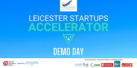 Demo Day | Leicester Startups Accelerator tickets