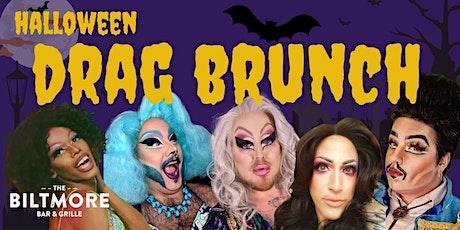 Drag Brunch- Halloween Edition tickets