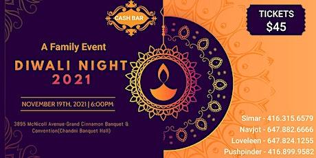 Diwali Night 2021 tickets