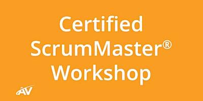 Certified ScrumMaster Workshop – LIVE ONLINE
