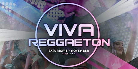 Viva Reggaeton tickets