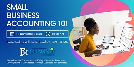 Small Business Accounting 101 tickets