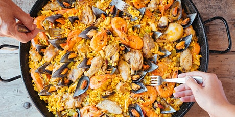 A Celebration of Paella - Cooking Class by Classpop!™ tickets