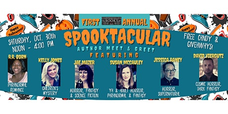 Spooktacular Author Meet and Greet tickets
