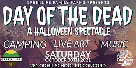 Day of the Dead: A Halloween Spectacle tickets