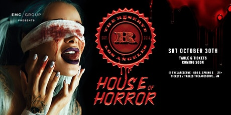 EMC presents Reserve's House of Horror with MILKMAN tickets